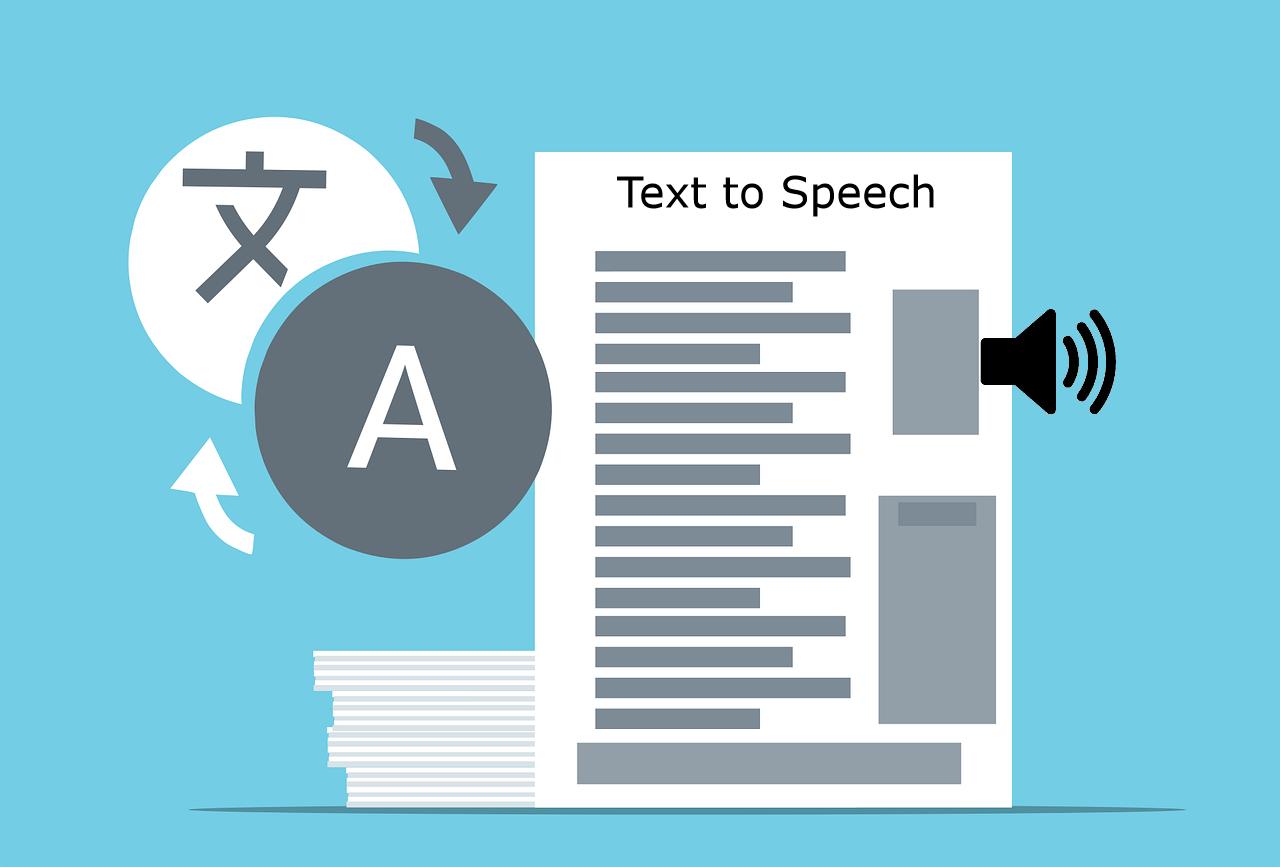 Text to Speech TTS