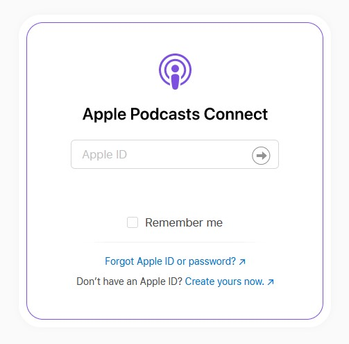 podcastsconnect